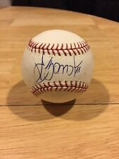 Alex Gonzalez Signed Autographed Baseball Ball Marlins Red Sox Official MLB Ball