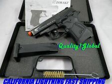 NEW PRO FV TV FILM VERSION 914 METAL ZORAKI SEMI/ FULL MOVIE PROP REPLICA GUN 9