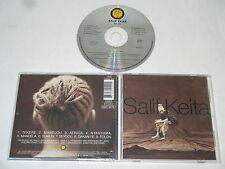 SALIF KEITA/FOLON...THE PAST(MANGO CIDM 1108/524 149-2) CD ALBUM