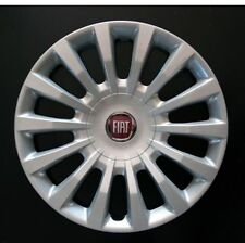 "Fiat Bravo Style ONE16"" Wheel Trim Hub Cap Cover Red FT 736 AT"