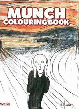 Munch Colouring Book, , , Very Good, 2014-05-15,