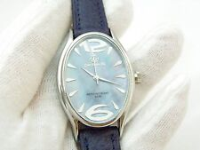 PASTORELLI, Quartz, Large Oval Dial, Mother of Pearl, LADIES WATCH,923,L@@K