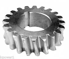 [ROT] [5547] MTD SNOW BLOWER WORM GEAR 717-1425 TROY BILT CUB WHITE CRAFTSMAN