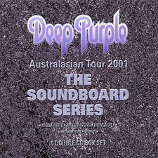 CD-Deep Purple-Soundboard Series: Australian Tour 2001 , Oct-2001, ...