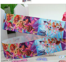 Winx Club Ribbon for cake decorating or scrap booking
