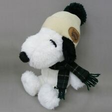 New! Snoopy Plush Stuffed Toy Doll Winter Fashion 2016 Peanuts f/s from Japan