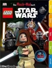 Fachbuch LEGO® Star Wars™ Das Mach-Malbuch, für Kreativität und Spaß