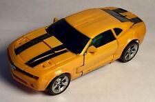"""Collectible Transformers Movie 5 1/2"""" Transforming Camaro Bumblebee"""