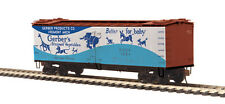 HO Scale R40-2 Woodside Reefer Car - Gerber Products #1004 - MTH #80-94013