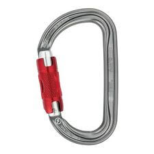Petzl AM'D H-frame TWIST LOCKING carabiner for climbing rescue PM34ARL New 2016