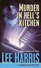 Murder in Hell's Kitchen by Lee Harris (2003, Paperback)