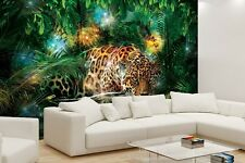 Large wall mural photo wallpaper Tiger - king of the Jungle children's decor