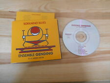 CD JAZZ ENSEMBLE gending-Soekarno Blues (7) canzone BV Haast