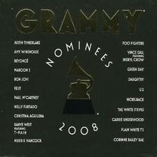 Various Artists : Grammy Nominees 2008 CD (2008)