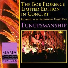 The Bob Florence Limited Edition in Concert ‎– Funupsmanship