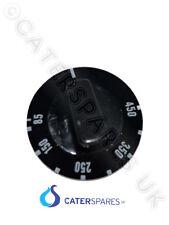 FORNO PIZZA TERMOSTATO TEMPERATURA Manopola 50mm DIAL 85-450 6mm Albero 500oC Ricambi