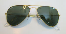 Authentic B&L Bausch & Lomb 52mm Small Aviator - RARE - Made in USA