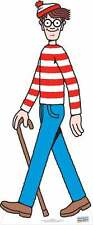 Where's Wally Waldo Lifesize CARDBOARD CUTOUT Standup Great for Hen and Stag Do