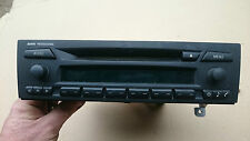 BMW E90 E91 3 SERIES PROFESSIONAL CD PLAYER, IN DASH CD PLAYER PT. NO. 6971703