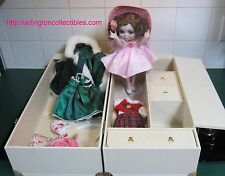 """RARE Adora The Season Belle - Trunk Signed by MARIE OSMOND ☆ 063/300 ☆ 12"""" Doll"""