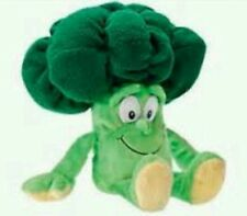 Peluche broccolo vitamini coop goodness gang fruit plush soft toys naturotti