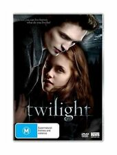Twilight (2008) Robert Pattinson, Kristen Stewart - NEW DVD