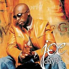 Joe: Better Days  Audio Cassette