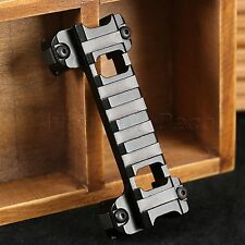 Metal Tactical Low Profile Rail Scope Mount Base for G3 / MP5 Series Rifle AEG