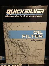 OIL FILTER MERCURY QUICKSILVER MCM / MIE FORD MERCRUISER 35-802886Q