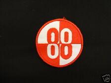 Buckaroo Banzai Team Banzai Red 88 Cloth Patch (P237)