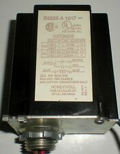 HONEYWELL R8225A1017 SPDT 24VAC ELECTRIC HEATING FAN RELAY CSA UL TESTED WORKING