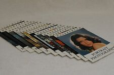 HASSELBLAD PHOTOGRAPHY GUIDE BROCHURES - TOTAL OF 10 - IN VERY GOOD CONDITION