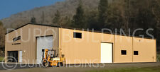 DuroBEAM Steel 40x75x12 Metal Building Prefab Modular Structure DIY Kit DiRECT