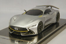 1/43 Hi-Story Modellers Infinity Concept Vision Gran Turismo Hoa Frost Aluminum