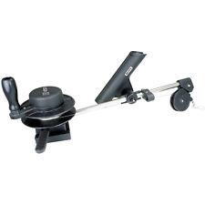 Scotty 1050 Depthmaster Compact Manual Downrigger with Brake/Rod Holder/200'Line