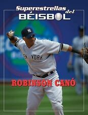 Robinson Can (Superestrellas del Bisbol) (Spanish Edition)
