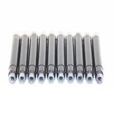JINHAO 10pcs Black color Superior Ink Refills fountain pen New