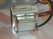 OT20PP (USA) HC87 Cover Output transformer 25VA & 8K/6K6 to 4/8/16 ohm