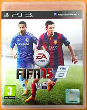 FIFA 15 - Playstation PS3 Games - Very Good Condition - 2015