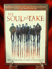 DVD - My Soul to Take (2011)