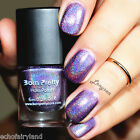 1Bottle 6ml Born Pretty Holographic Hologram Glitter Nail Polish Varnish 11#