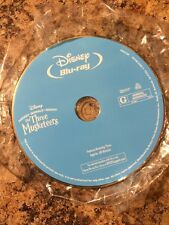 *DISNEY THE THREE MUSKETEERS*BLUE-RAY Dvd