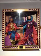 BARBIE TALES OF THE ARABIAN NIGHTS LIMITED EDITION SULTAN & SCHEHERAZADE DOLLSET