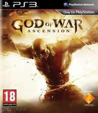 God of War Ascension Ps3 (no disco, juego-digital)