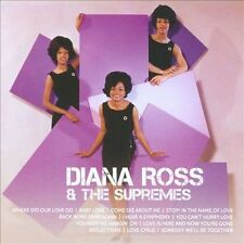 Icon: Diana Ross & the Supremes Diana Ross & the Supremes Audio CD