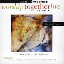 King of Love  Worship Together Live, Vol. 1  1998 by Worship Together Live