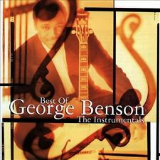 The Best of George Benson: The Instrumentals by George Benson (Guitar) (CD,...