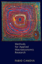 Methods for Applied Macroeconomic Research, Canova, Fabio, New Condition