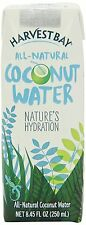 Harvest Bay Coconut Water, 8.45-Ounce Pack of 12