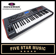 NOVATION IMPULSE 49 NOTE USB MIDI MASTER CONTROLLER KEYBOARD IMPULSE49 NEW